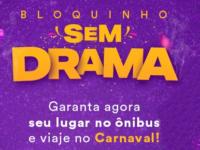 CLICKBUS oferece descontos de até 60% em rotas selecionadas para o Carnaval