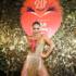 Sabrina Sato: musa faz sucesso no camarote Bar Brahma do Anhembi