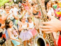 Spantinha reúne atrações carnavalescas para os pequenos