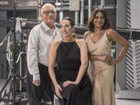 Maria Beltrão, Arthur Xexéo e Dira Paes comandam a transmissão da festa do Oscar na Globo