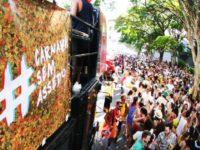 #CarnavalSemAssédio vai acolher vítimas de abuso em blocos de cinco cidades