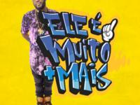 """Música: O rapper Pregador Luo apresenta o EP """"Ele é Muito Mais"""" em todos os aplicativos de música"""