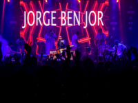 Música: Jorge Ben Jor encerra a agenda de verão do P12