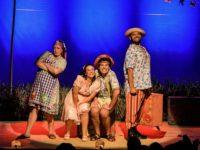 """""""Luiz e Nazinha – Luiz Gonzaga para Crianças': primeira peça do premiado projeto Grandes Músicos para Pequenos, volta ao cartaz no Teatro Clara Nunes"""