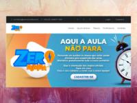 ZERO DÚVIDA: Com suspensão de aulas, site ajuda alunos durante a quarentena causada pela pandemia