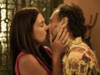 Amor de Mãe – O beijo de Durval e Thelma