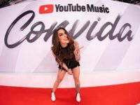 Música: YouTube Music Convida – Lauana Prado