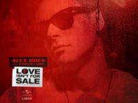 """Música Eletrônica: o DJ e Produtor Alex Koen conta com a colaboração de Winckler e Lomô na estreia do single """"Love Isn't For Sale"""""""