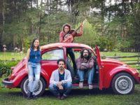 OS TRUTAS: Rock rural que exalta as coisas simples da vida
