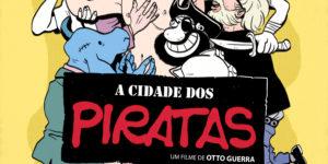 """Lança Filmes promove live no Instagram com Laerte e Manuela d'Ávila sobre """"A Cidade dos Piratas"""", premiado filme de Otto Guerra. O filme estará disponível nas plataformas de streaming."""