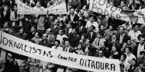 Jornalistas divulgam material produzido sobre a ditadura militar para furar censura na EBC