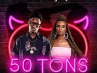 """Música: Mc Du Black Conta Com A Colaboração De Jully No Lançamento Da Música E Clipe De """"50 Tons"""""""
