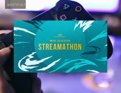 Mid-SeasonStreamathon: Riot Games Brasil e Mastercard se unem no combate à COVID-19