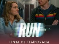 'Run', produção original da HBO , chega ao fim neste domingo