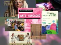 #CCBBeducativoEmCasa: CCBB lança projeto 100% digital de arte-educação