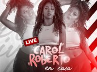 Música: Carol Roberto, do The Voice Kids, faz live e show solidário neste domingo, dia 3