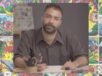 Rafael Coutinho: Curso gratuito do desenhista e quadrinista convida para uma viagem por todas as etapas da construção de uma HQ, para além de regras e macetes tradicionais