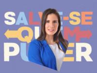 """Evelyn Montesano: Atriz vira meme na internet por causa da babá Zuleika em """"Salve se Quem Puder"""""""