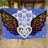 Rafa Mon: Casa Ronald Mcdonald Rio promove leilão de quadro doado pela artista para ajudar a Innstituição