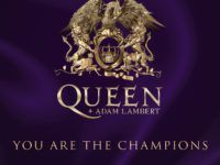 "Música: ""You Are The Champions"" É A Nova Versão Do Queen + Adam Lambert, Feita Durante Período De Quarentena"