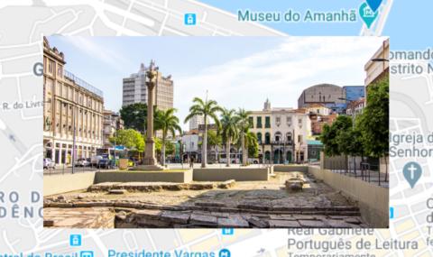 RioTuristando: Centro Histórico do Rio