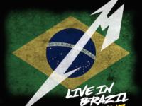 Música: Metallica Lança Álbum ao Vivo com Gravações de seus Shows no Brasil