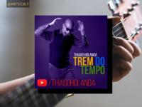 Trem do Tempo: Thiago Holanda critica com samba o atual caos político e social do Brasil