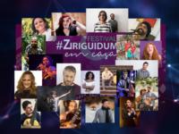 #ZiriguidumEmCasa: Festival tem 9ª edição de 29 a 31 de maio