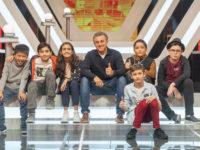 Caldeirão do Huck – Programa deste sábado traz mais dois episódios inéditos dos quadros 'Pequenos Gênios' e 'The Wall'