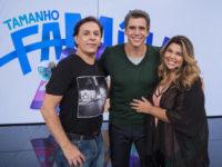 Tamanho Família – Disputa de risos entre Fabiana Karla e Tom Cavalcante