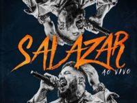 "Música: O Cantor Israel Salazar Lança O Ep ""Salazar Ao Vivo"""