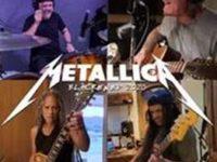 """Música: """"Blackened 2020"""", do Metallica, já está disponível em todos os aplicativos de música"""