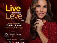 Música: Ivete Sangalo Fará Nova Live No Dia Das Mães, Em Parceria Com O Picpay