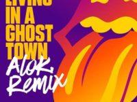Música Eletrônica: Alok lança remix de Rolling Stones – 'Living In a Ghost Town' – disponível em todas as plataformas digitais