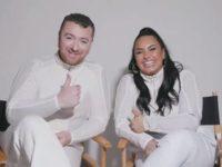 "Música: Assista ao Vídeo Dos Bastidores de ""I´M Ready"", Novo Hit de Sam Smith e Demi Lovato"