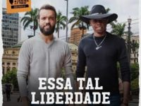"""Música: Os Sertanejos Lucas Reis & Thácio Seguem Apresentando o Projeto #Semfiltro. Conheça a Versão da Dupla Para """"Essa Tal Liberdade"""""""