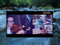 AZUL: Família Lima lança clipe de releitura da música de Djavan
