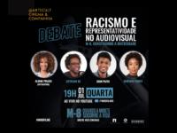 """""""M-8 – Quando a Morte Socorre a Vida"""" : Atores e diretor fazem live-debate sobre racismo"""