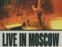 """Música: LP revisita discografia em álbum ao vivo """"Live in Moscow"""""""