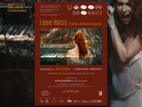 """Liquid Voices: A História de Mathilda Segalescu"""", premiado filme de Jocy de Oliveira, estreia no streaming junto ao lançamento do livro """"Além do Roteiro"""""""