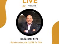 AC LIVE: Canal CinemaeCompanhia recebe Ricardo Cota, curador da Cinemateca do MAM
