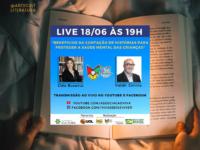 Viva e Deixe Viver: Benefícios da contação de histórias para proteger a saúde mental das crianças é tema de live