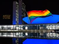 Dia do Orgulho LGBTI: Senado Federal receberá hoje as cores do arco-íris
