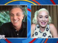 'Caldeirão do Huck'  – Katy Perry em entrevista exclusiva, 'The Wall' inédito e 'Um por todos, todos por um' no programa deste sábado
