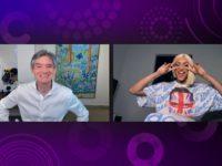 Pabllo Vittar e Laura Muller em entrevistas inéditas no 'Altas Horas', que ainda revive uma edição especial com Luan Santana
