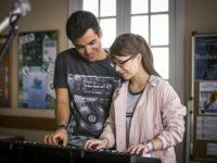 Malhação: Viva a Diferença – Guto, Benê e o piano