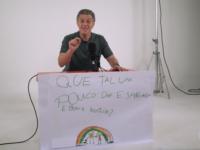 """Luciano Huck vira âncora no telejornal """"Que Tal Um Pouco de Esperança e Boas Notícias?"""""""