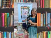 RITA DE CÁSSIA BARATIERI :  escritora, pedagoga, narra histórias falada e escritas