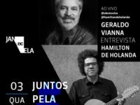 """Música: Hamilton de Holanda, Wilson Simoninha e Mestrinho agitam a semana de lives da UBC, em apoio à campanha """"Juntos pela Música"""""""