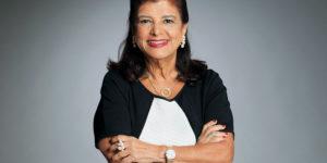 Luiza Helena Trajano participa do Rock in Rio Tela Partilhada